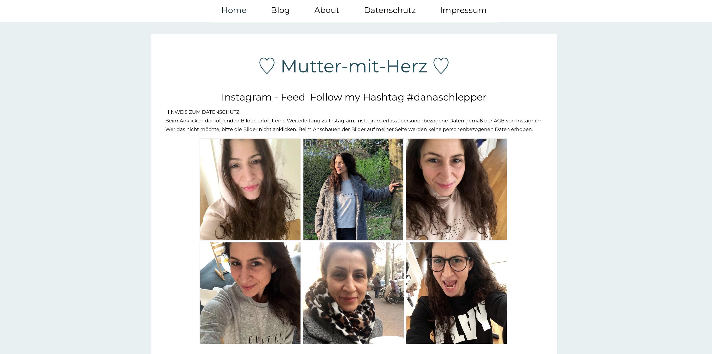 Gastbeitrag Mutter mit Herz - Jura Lernplan JURALERNPLAN Home